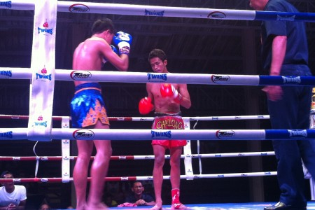 Honeymoon Muay Thai Fights